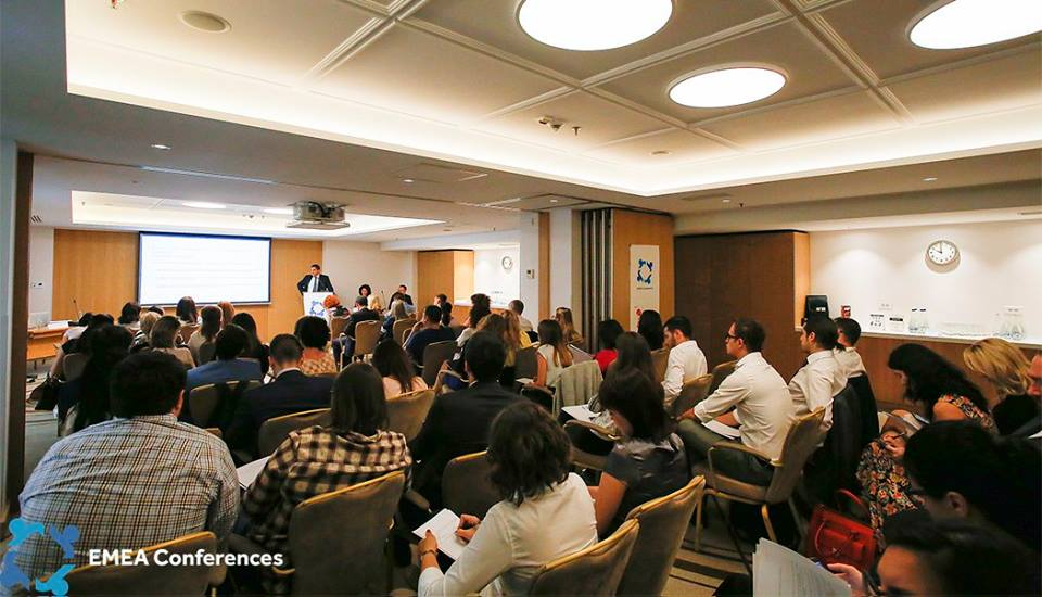EMEA Conferences - Organizing events and sharing expert knowledge